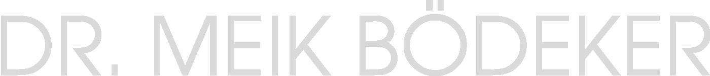 Meik Boedeker